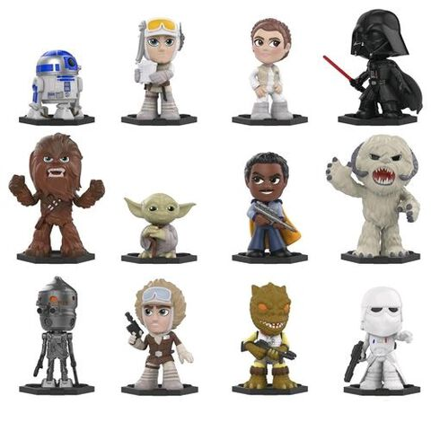 Figurine Mystère - Star Wars - Empire Strikes Back - Mystery Mini Eccc 2018 (exc)