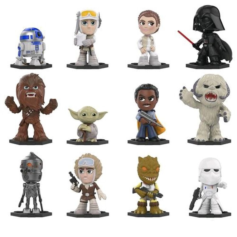 Figurine Mystère - Star Wars - Empire Strikes Back - Mystery Mini Eccc 2018 (exc)