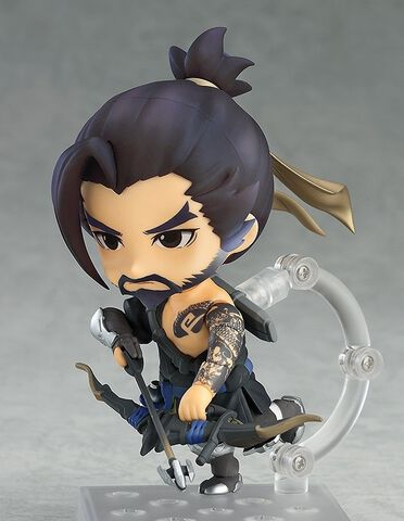 Figurine - Overwatch - Nendoroid Hanzo