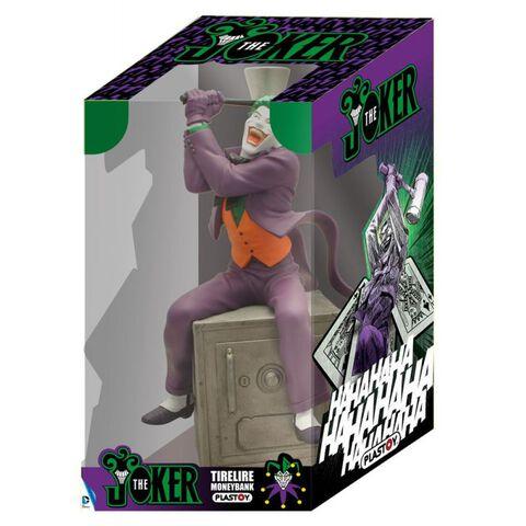 Tirelire - DC Comics - Joker sur Coffre-fort