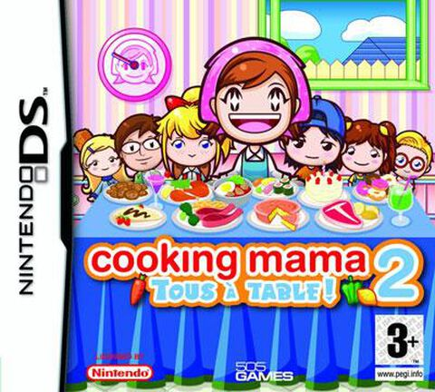Cooking Mama 2, Tous à Table
