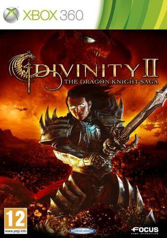 Divinity Ii, The Dragon Knight Saga