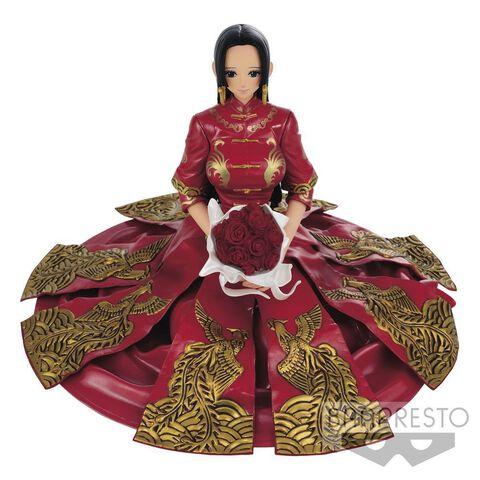 Figurine - One Piece - Zoukei Monogatari Boa Hancock