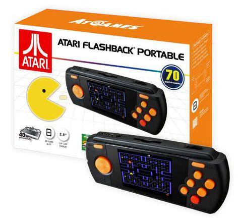 Console Atari Flashback Portable