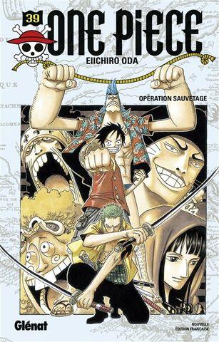 Manga - One Piece - Edition Originale Tome 39