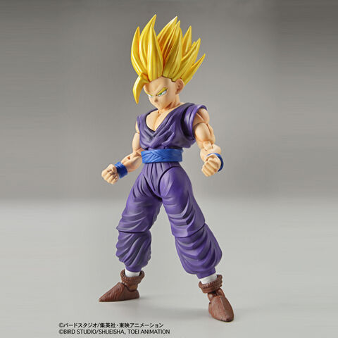 Figurine à monter - Figure-rise - Super Saiyan 2 Sangohan