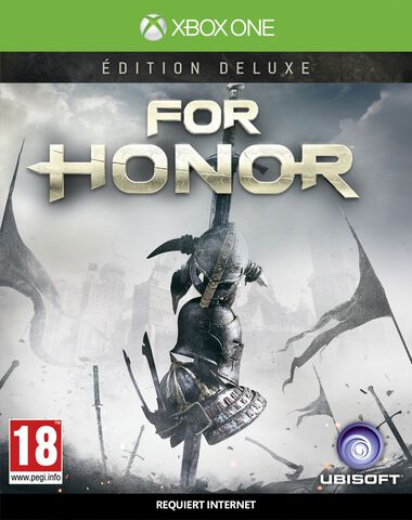 For Honor Edition Deluxe - Exclusivité Micromania