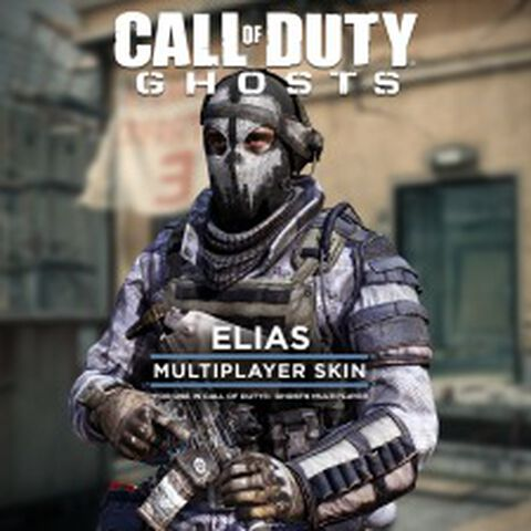 Dlc Call Of Duty Ghosts Elias Ps3/ps4