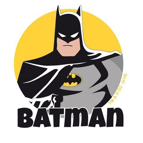 Verre - Dc Comics - Batman Bruce Timm