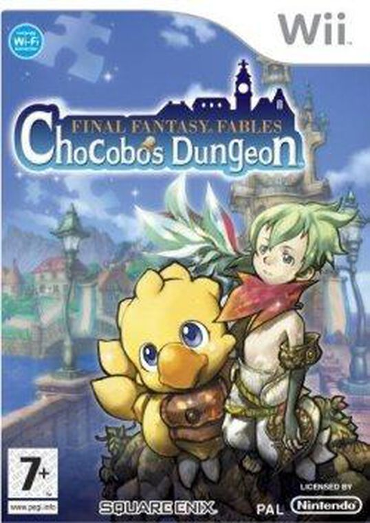 Final Fantasy Fables, Chocobo's Dungeon