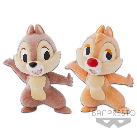 Figurine Fluffy Puffy - Tic et Tac - Tic et Tac