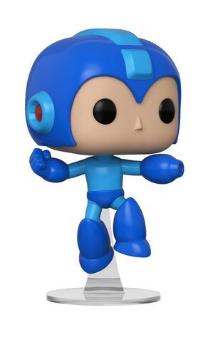 Figurine Funko Pop! N°376 - Megaman - Megaman (sautant)