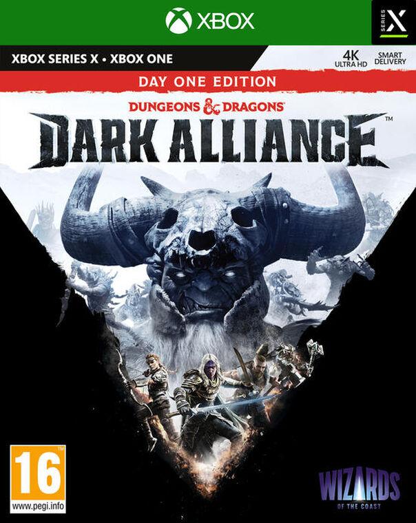 Dark Alliance Dungeons & Dragons Day One Edition