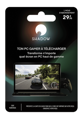 Abonnement Blade Shadow 1 Mois