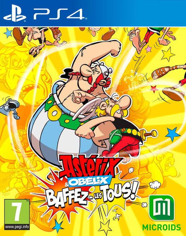 Asterix & Obelix Baffez Les Tous ! Collector Edition