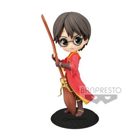 Figurine Q Posket - Harry Potter - Harry Quidditch Style Version B