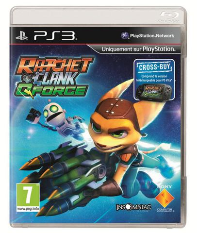 Ratchet & Clank Q Force