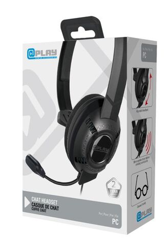 @play Casque Chat 2.0 Pc