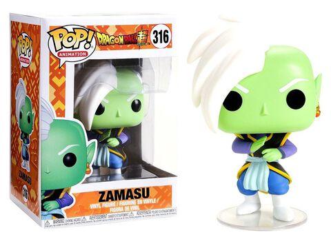 Figurine Funko Pop! N°316 - Dragon Ball Super - Zamasu