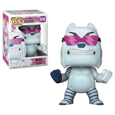 Figurine Funko Pop! N°608 - Teen Titans Go - Tnbts Série 1 Cee-Lo Bear