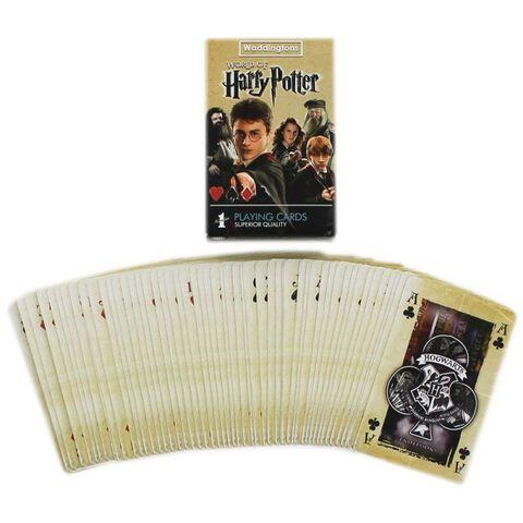 Jeu de cartes - Harry Potter - Waddingtons Number 1