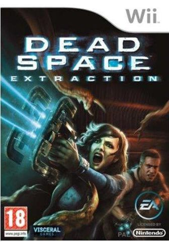 Dead Space, Extraction
