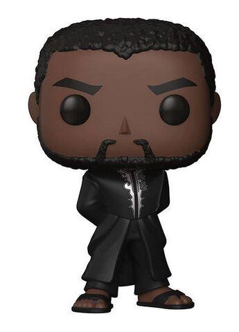 Figurine Funko Pop! N°351 - Black Panther - Black Panther en tenue noire