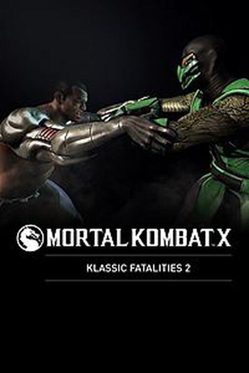 DLC - Mortal Kombat X Kombat Pack 2 Xbox One