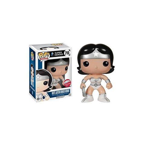 Figurine Toy Pop 70 - White Lantern Wonder Woman