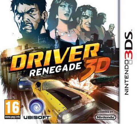 Driver : Renegade 3d