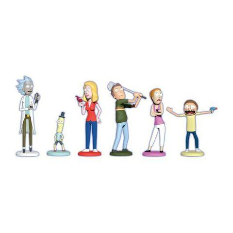 Cluedo - Rick et Morty