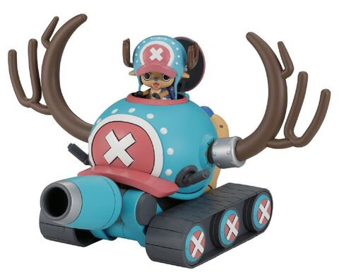 Maquette - One Piece - Chopper Robot #1 - Chopper Tank
