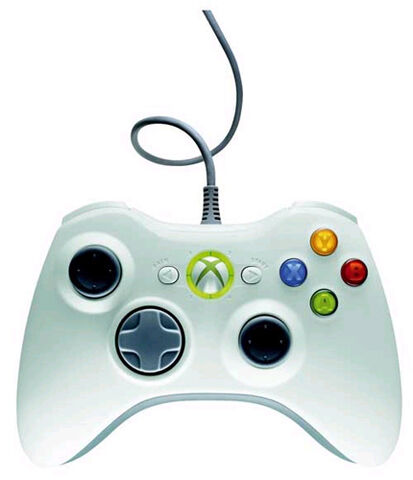 Manette Avec Fil Xbox 360