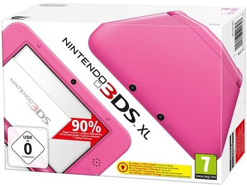 Nintendo 3ds Xl Rose - Occasion