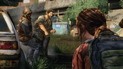 The Last Of Us Edition Collector Joël - Exclusivité Micromania
