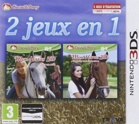 2 Jeux En 1 Tous En Selle + Mon Haras