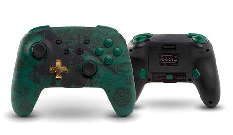 Manette sans fil Nintendo Switch Zelda