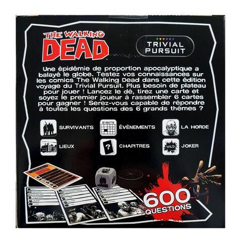 Trivial Pursuit Voyage - The Walking Dead - Comic Book