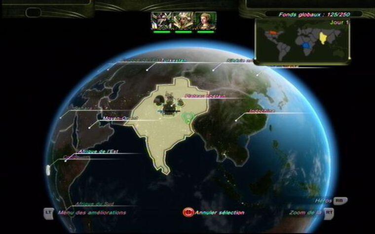 Universe At War, Earth Assault