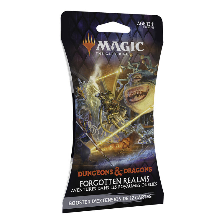Booster Extension - Magic The Gathering - Forgotten Realms