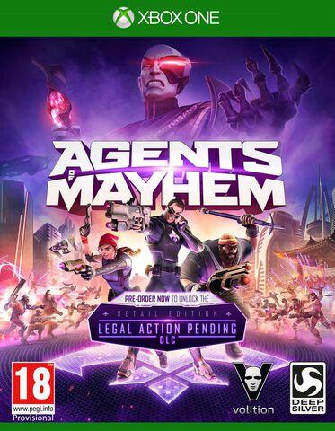 * Agents Of Mayhem