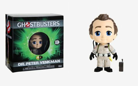 Figurine 5 Star - Sos Fantômes - Dr. Peter Venkman