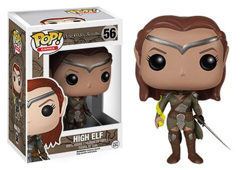 Figurine Funko Pop! N°56 - The Elder Scrolls - High Elf