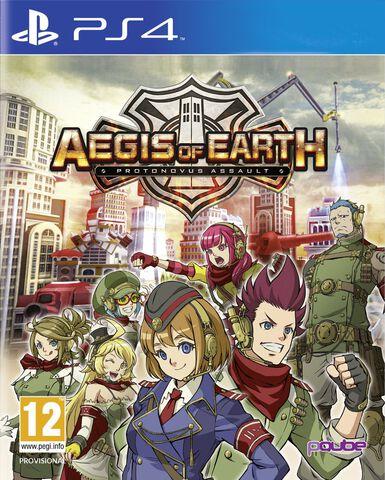 Aegis of Earth : Protonovus Assault