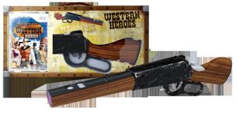 Western Heroes + Winchester