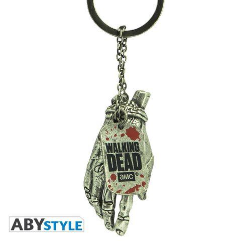 Porte-clés - The Walking Dead - Main Zombie 3D