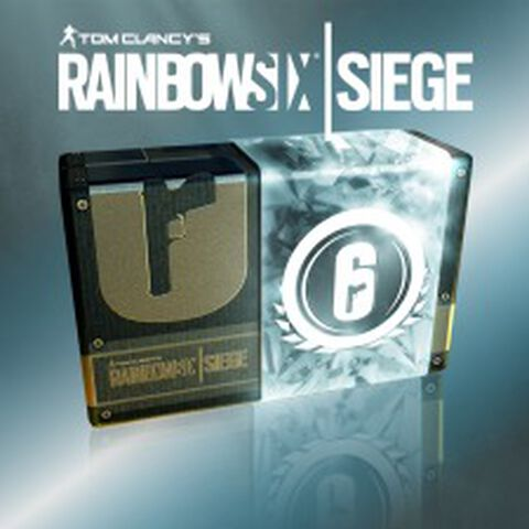 Dlc Rainbow Six Siege 7 560 Rainbow Credits Xbox One