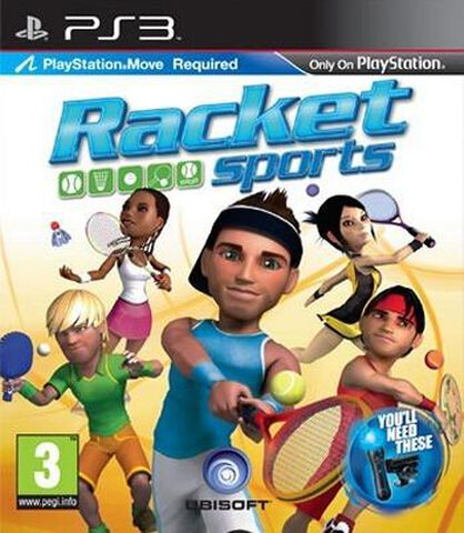 Racket Sports (move)