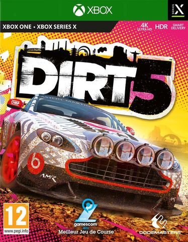 DIRT 5 STANDARD EDITION - Smart Delivery