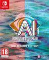 Ai The Somnium Files Nirvana Initiative Collector's Edition